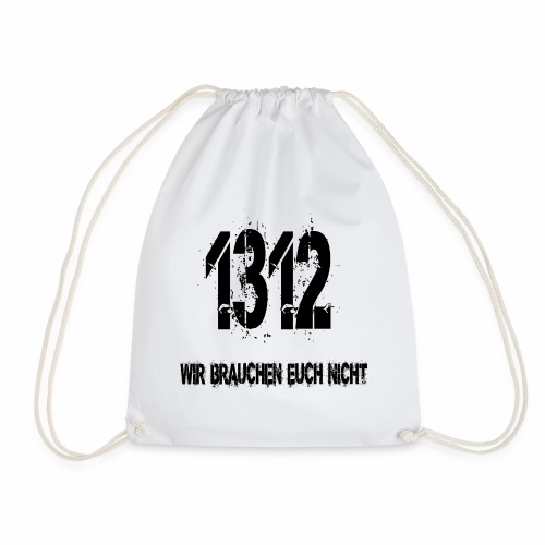 1312 BOSS - Turnbeutel