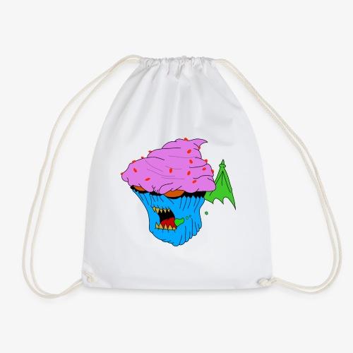 Evil Cupcake - Drawstring Bag