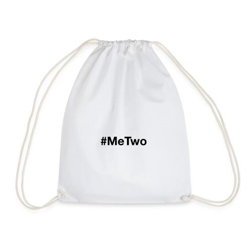 #MeTwo ist das Hashtag gegen Rassismus im Alltag - Turnbeutel