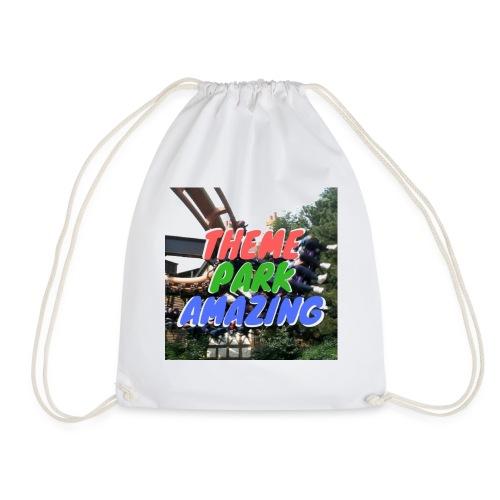 Clothing with Logo - Drawstring Bag