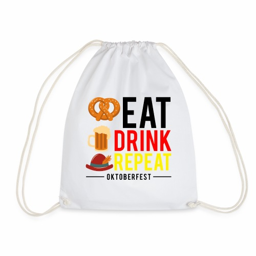 Oktoberfest - Turnbeutel
