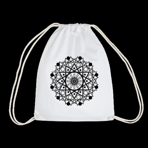 Mandalas 2 - Mochila saco