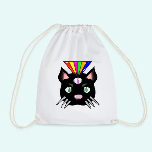 third eye - Drawstring Bag
