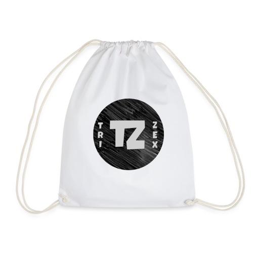 Trizex Logo Volledig - Gymtas