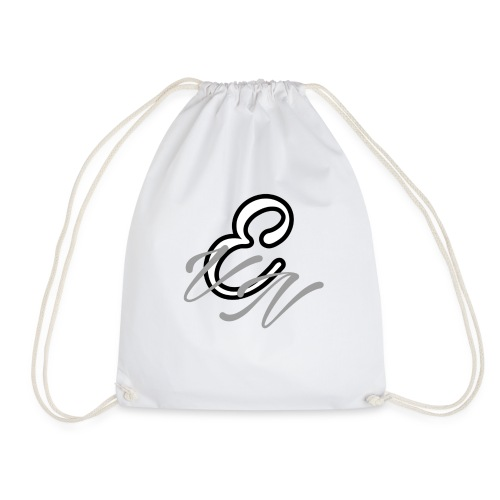Classic EVN Logo Design - Drawstring Bag