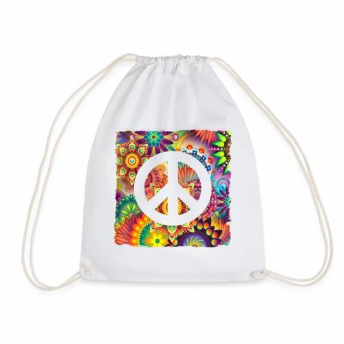 Psychadelic Peace - Turnbeutel