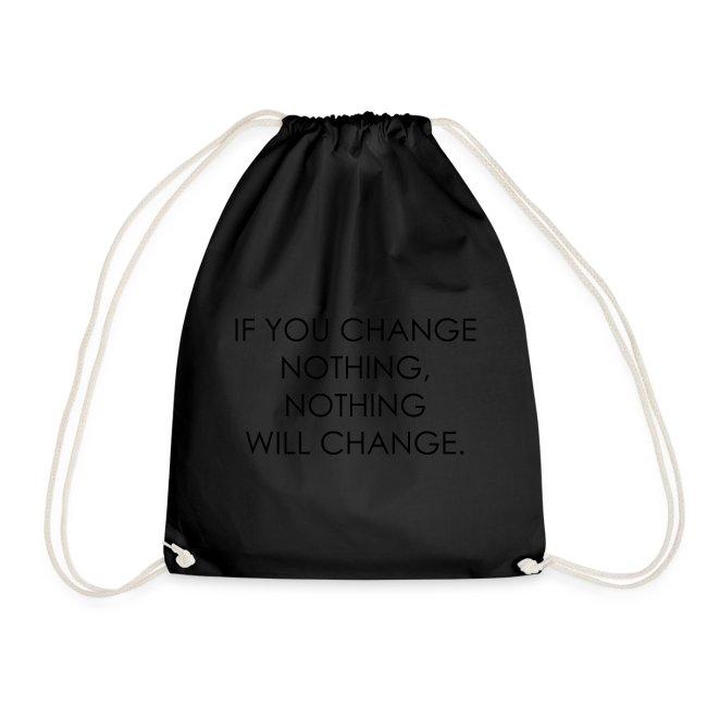 CHANGE | Motivational quote