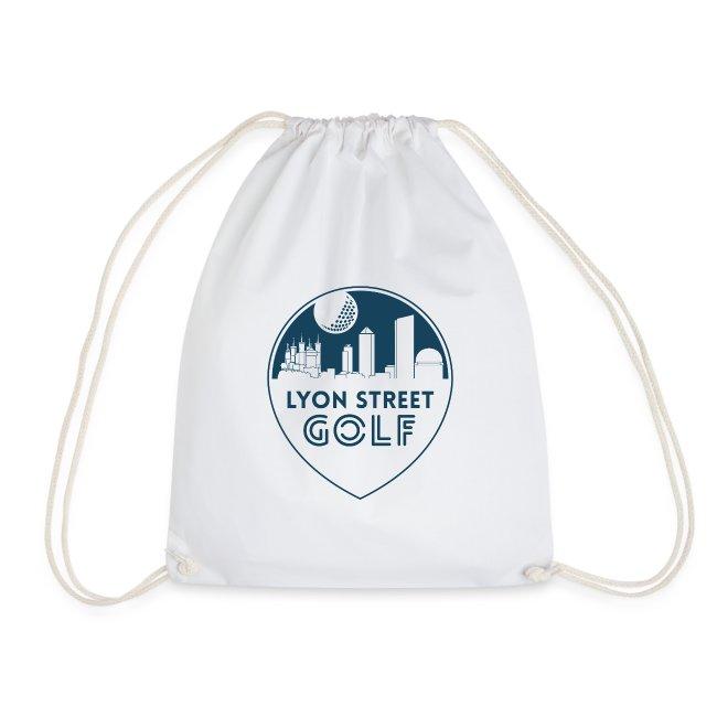 LOGO Lyon Street Golf Bleu