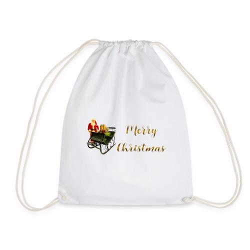 Merry Christmas - Sac de sport léger
