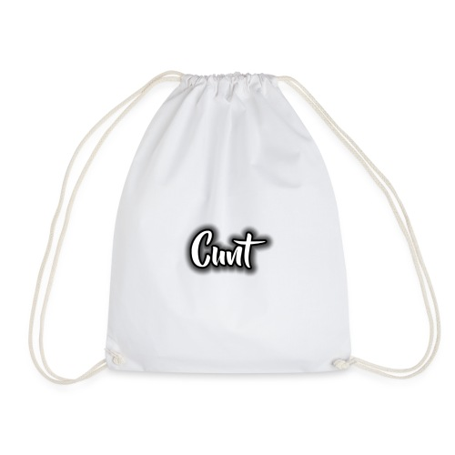 Cunt - Drawstring Bag