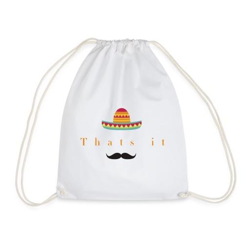 cinco de mayo Thatsit - Turnbeutel