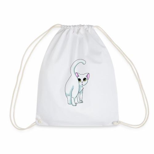 Smudge Looking back - Drawstring Bag