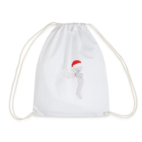 Angel of love - Drawstring Bag