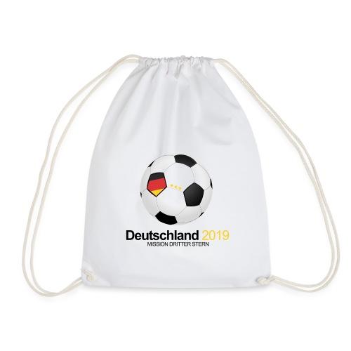 Frauen Fussball WM 2019 Deutschland - Turnbeutel