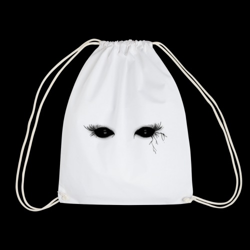 we see all - Drawstring Bag