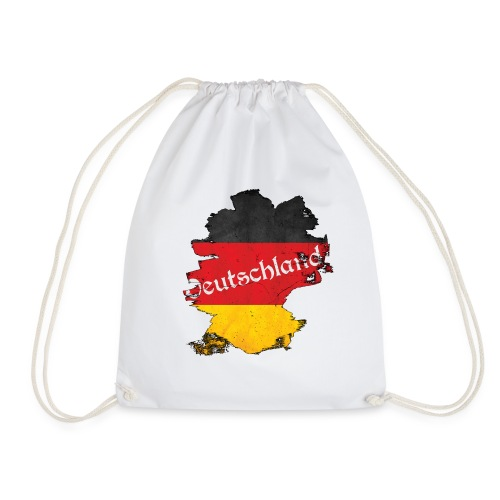 Deutschland - Drawstring Bag