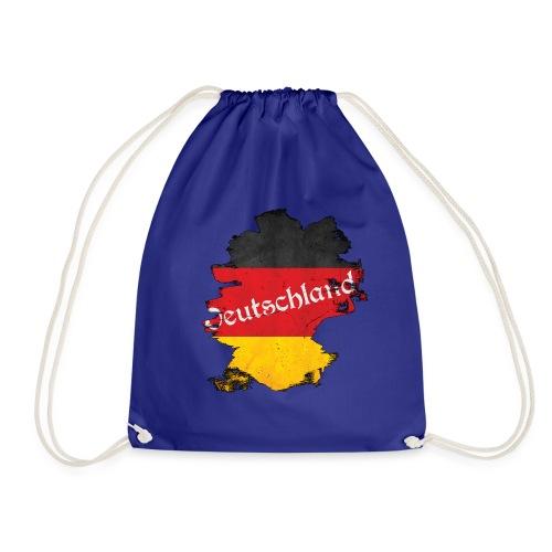 Deutschland - Drawstring Bag