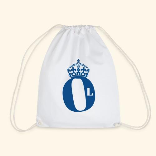Unser Logo by offline luxuries - Turnbeutel