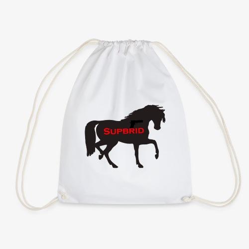 Supbrid Horse - Turnbeutel