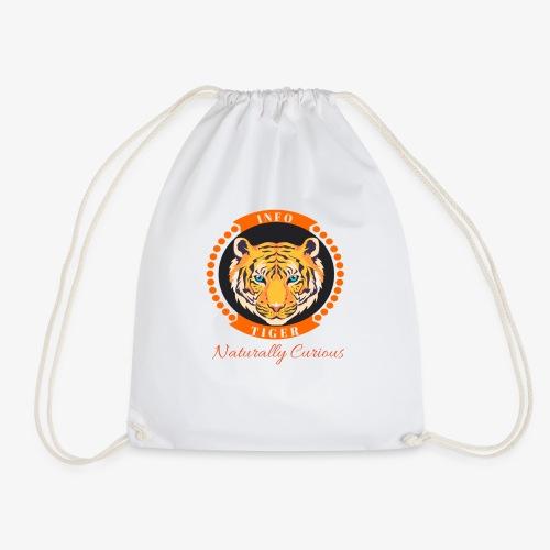 Info Tiger - Drawstring Bag