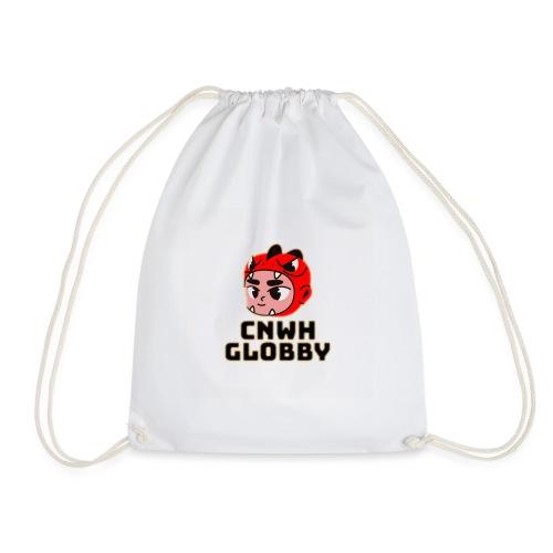 CnWh Globby Merch - Gymnastikpåse