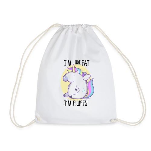 unicorno - Sacca sportiva