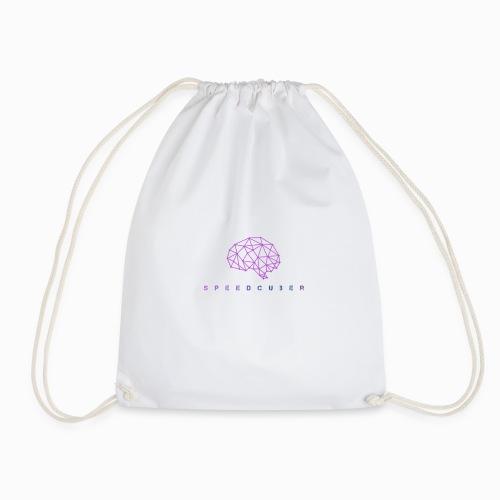 Speedcuber Clothing Brain - Drawstring Bag