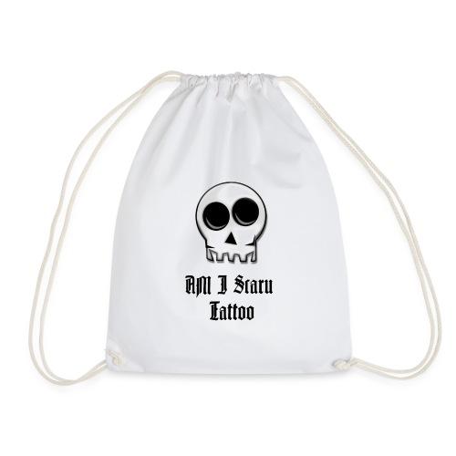 Funny skull - Turnbeutel