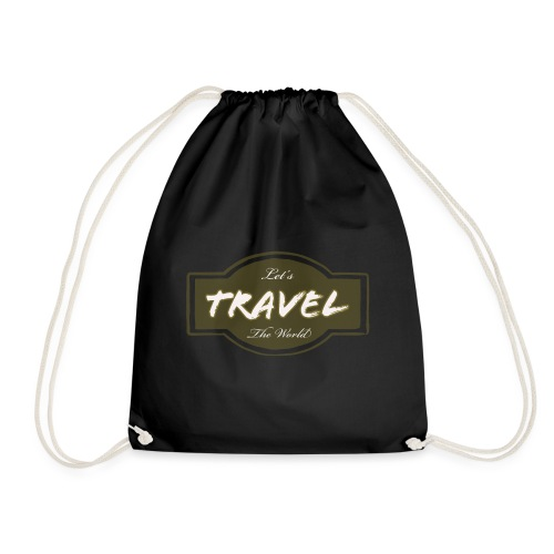 Let's Travel the World - Sacca sportiva