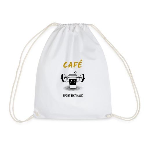 Café mon sport matinal - Sac de sport léger