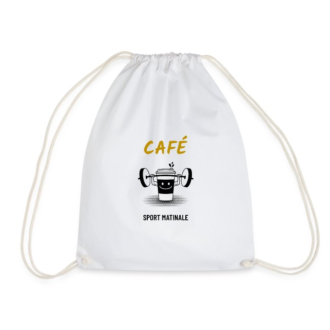 Café mon sport matinal