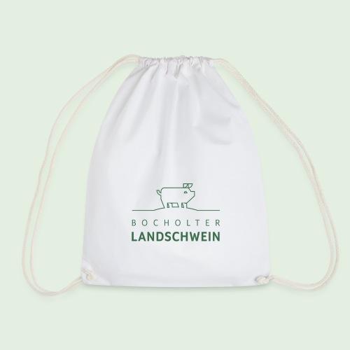 Bocholter Landschwein pur - Turnbeutel