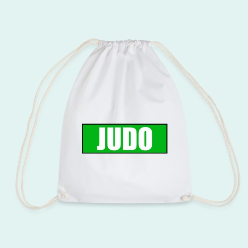 Judo Gruen 3. Kyu - Turnbeutel