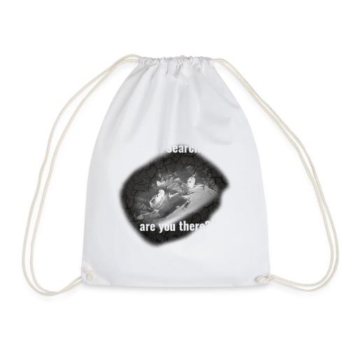 Searching For Hell Bag Black - Drawstring Bag