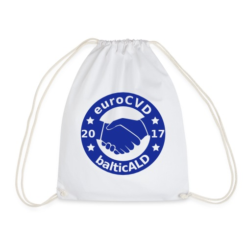 Joint EuroCVD - BalticALD conference mens t-shirt - Drawstring Bag