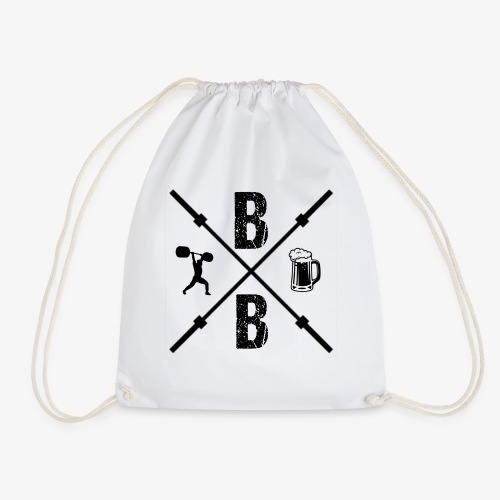 Beers and Bars - Drawstring Bag