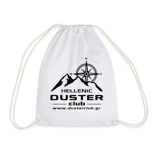 DUSTER TELIKO bw2 - Drawstring Bag