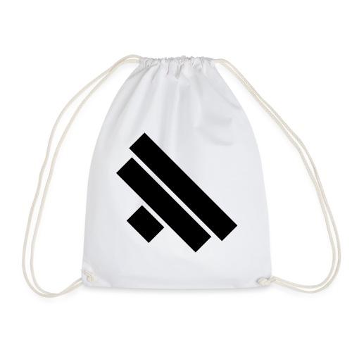 Diagonal Pro Personal Training Logo - Drawstring Bag