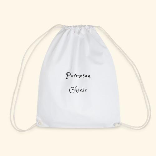 Parmesan Cheese - Drawstring Bag