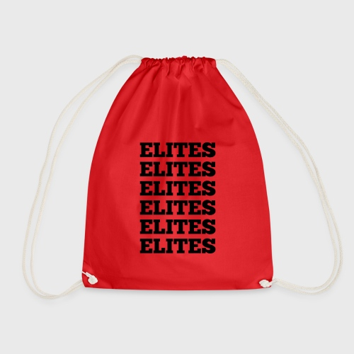 ELITES X6 png - Drawstring Bag