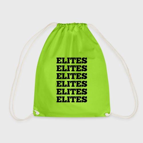 ELITES X6 png - Drawstring Bag