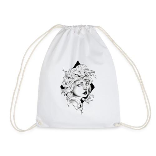 Medusa Gorgone - Drawstring Bag