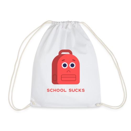 School sucks png - Gymtas