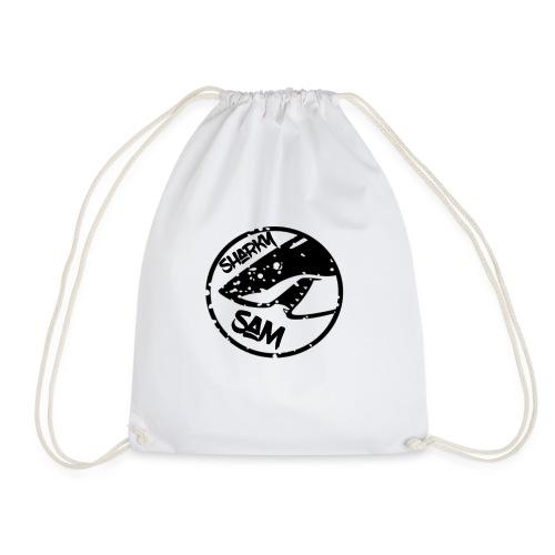 Sharkysam - Drawstring Bag