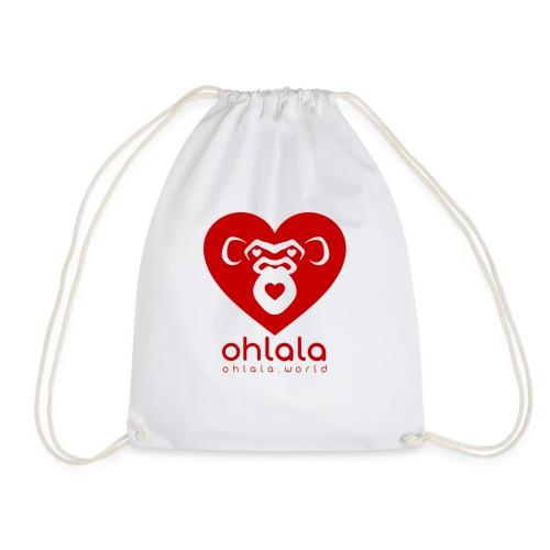 Ohlala LOVE - Turnbeutel
