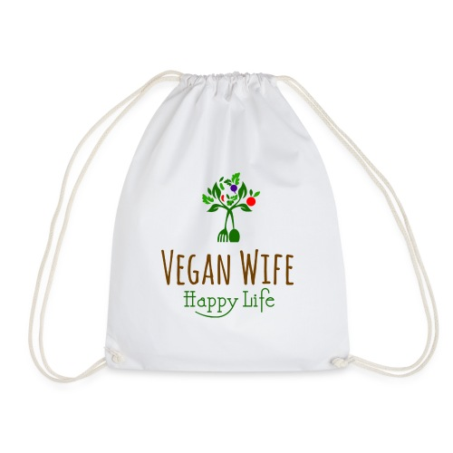 VEGAN WIFE - Sac de sport léger
