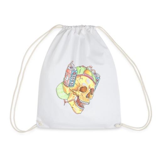 Until death do us BRU - Drawstring Bag