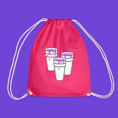 Purple - Sacca sportiva