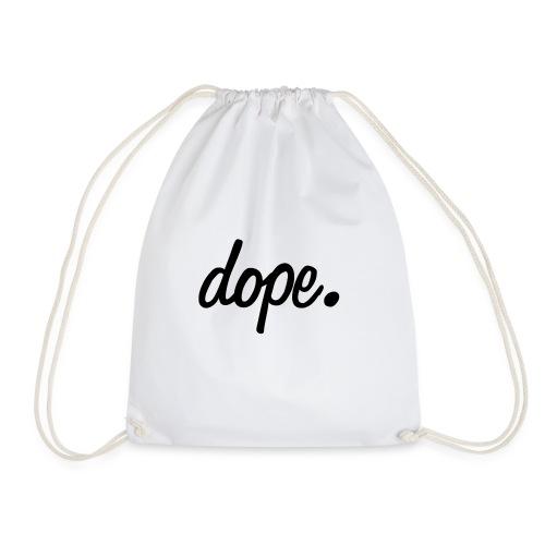 dope classics - Drawstring Bag