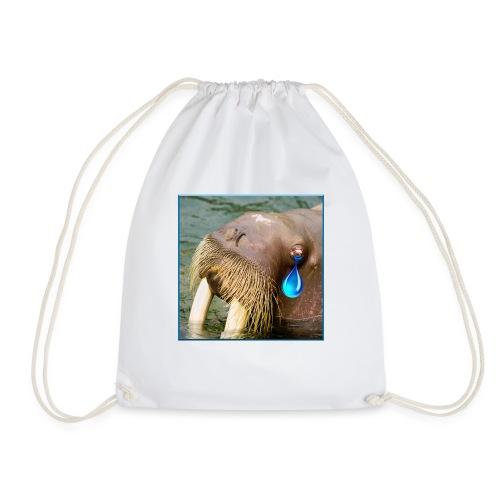 Salty Shirt - Drawstring Bag